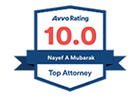 Orlando Immigration Lawyer Nayef Mubarak Featured Attorney by AVVO