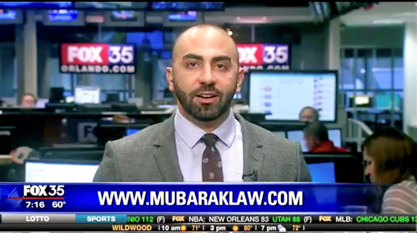 Orlando Immigration Attorney Nayef Mubarak in the News