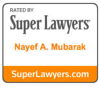 Super Lawyers Nayef Mubarak